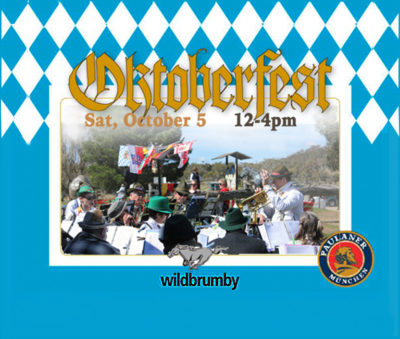 Oktoberfest at the Wildbrumby Distillery @ Wildbrumby Distillery | Crackenback | New South Wales | Australia